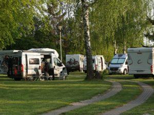 camping w Elblągu