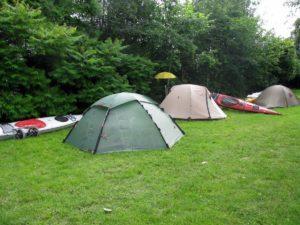 Pole namiotowe